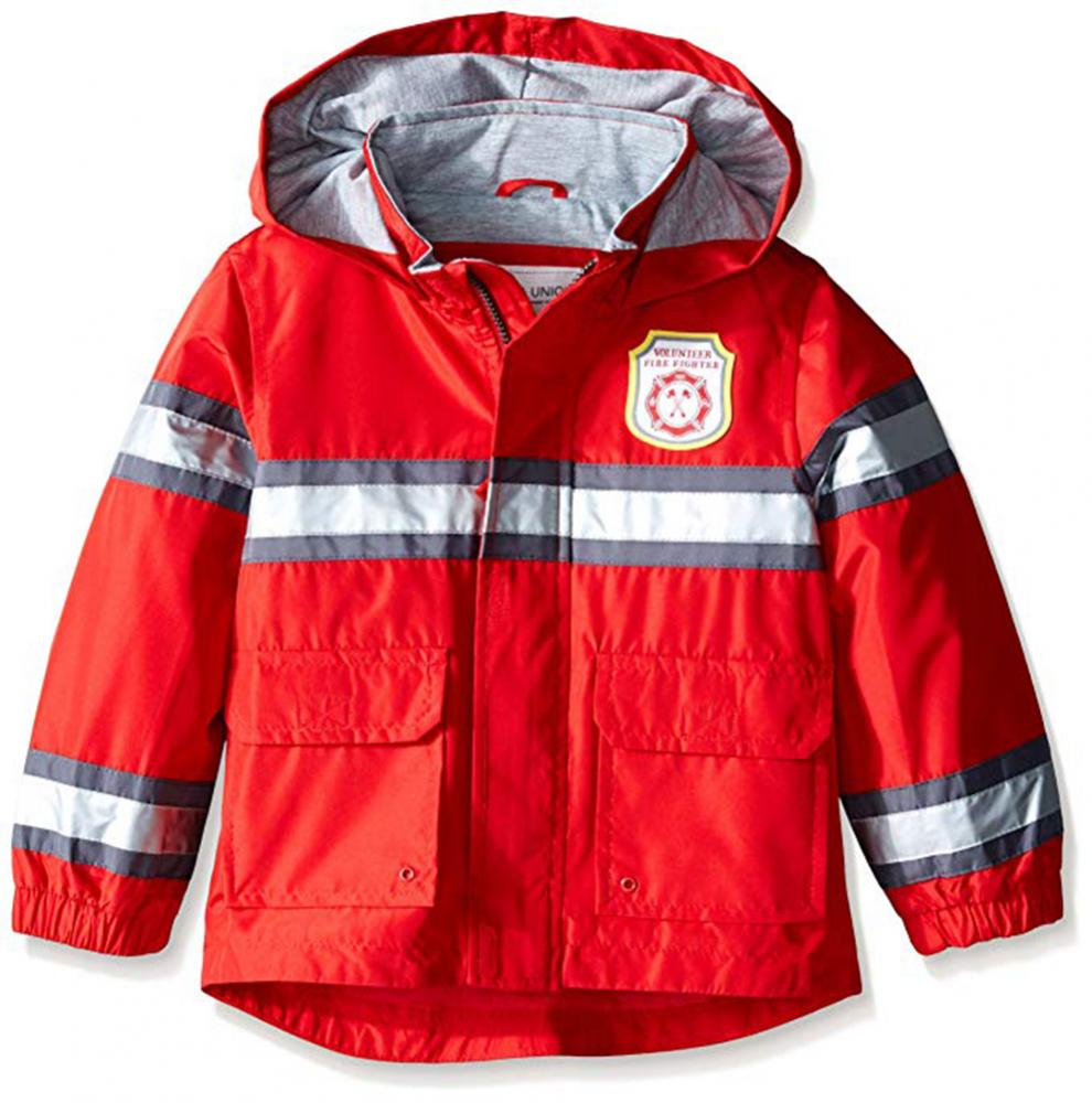 Carters Little Boys Fireman Rain Slicker Carters Swim