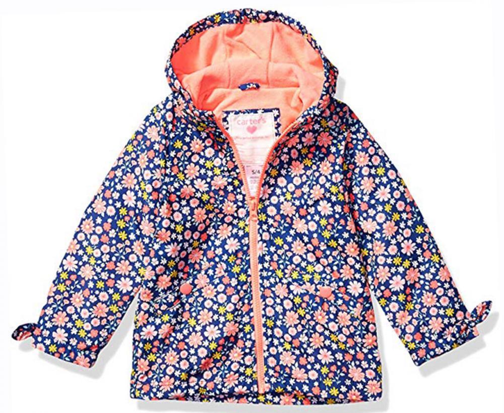Size 2T 3T 4T 4 5//6 6X Assorted Colors Carter/'s Girls Bubble Jacket