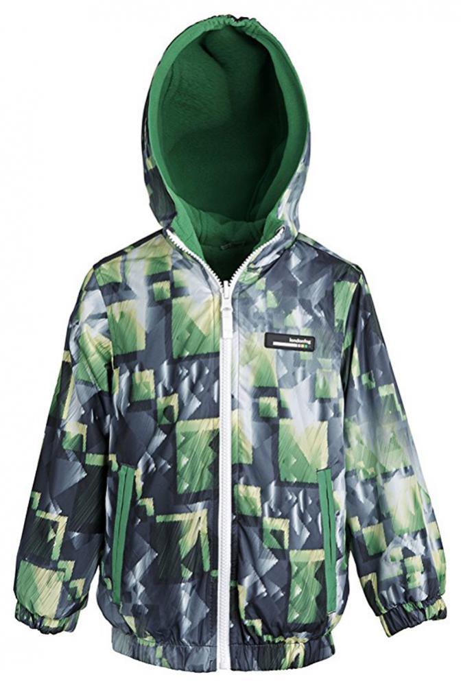 249f2a2e70ae London Fog Infant Boys Printed Reversible Spring Fall Jacket Size ...