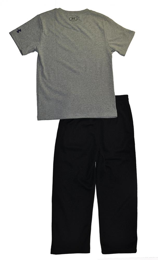 8e8ea46ae80 Under Armour Boys Northwestern Wildcats Dry Fit Top 2pc Pant Set Size 5
