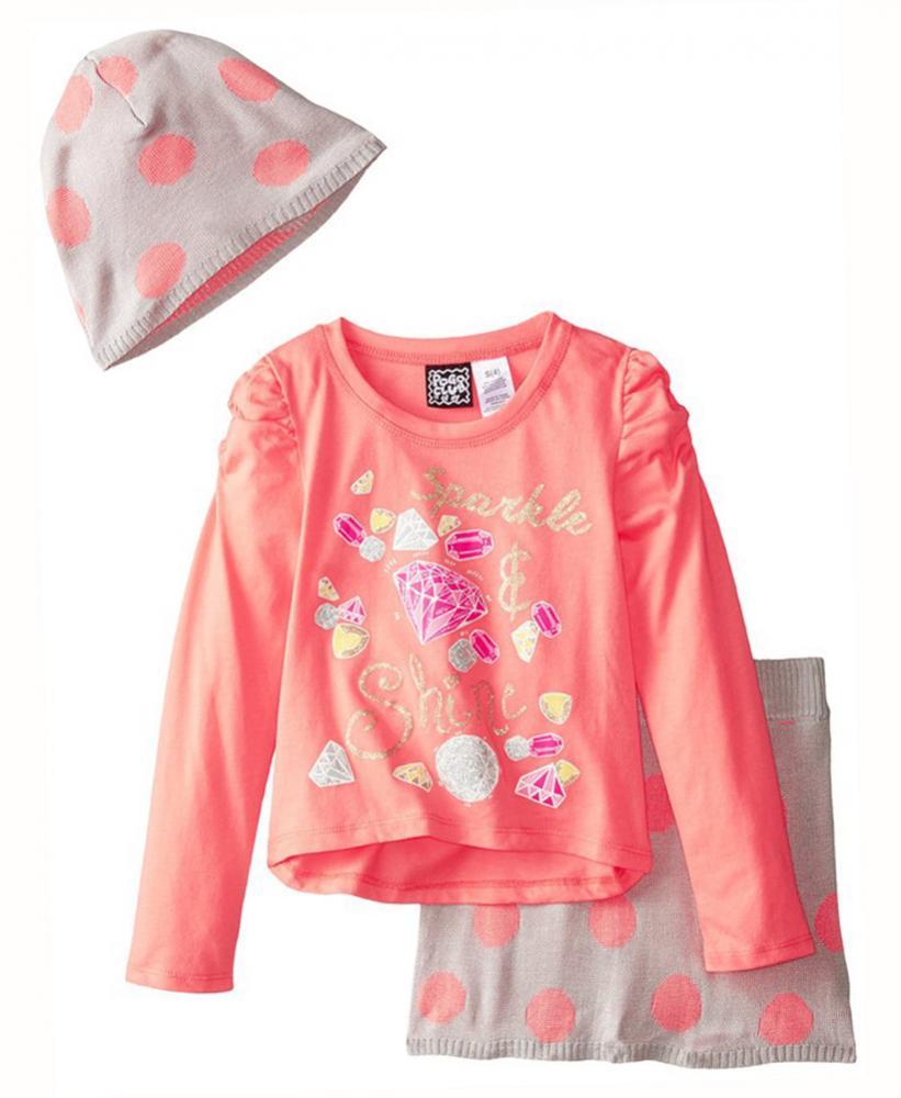Little Mermaid Girls 2pc Denim Shortall Set Size 4 5 6 6X