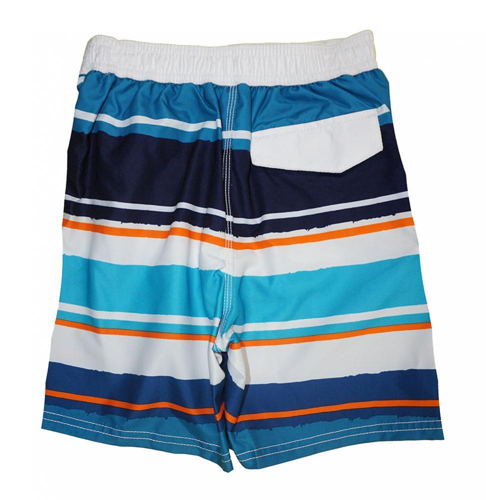 Osh Kosh BGosh Baby Boys Infant Orange /& Navy Swim Short