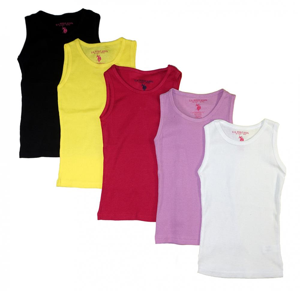 Pack Tank Tops Size 2T/3T 4T/5T 4