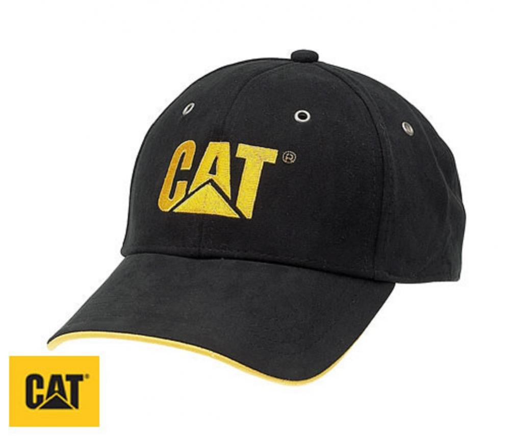 Cat Caterpillar Classic Men S Baseball Cap Black