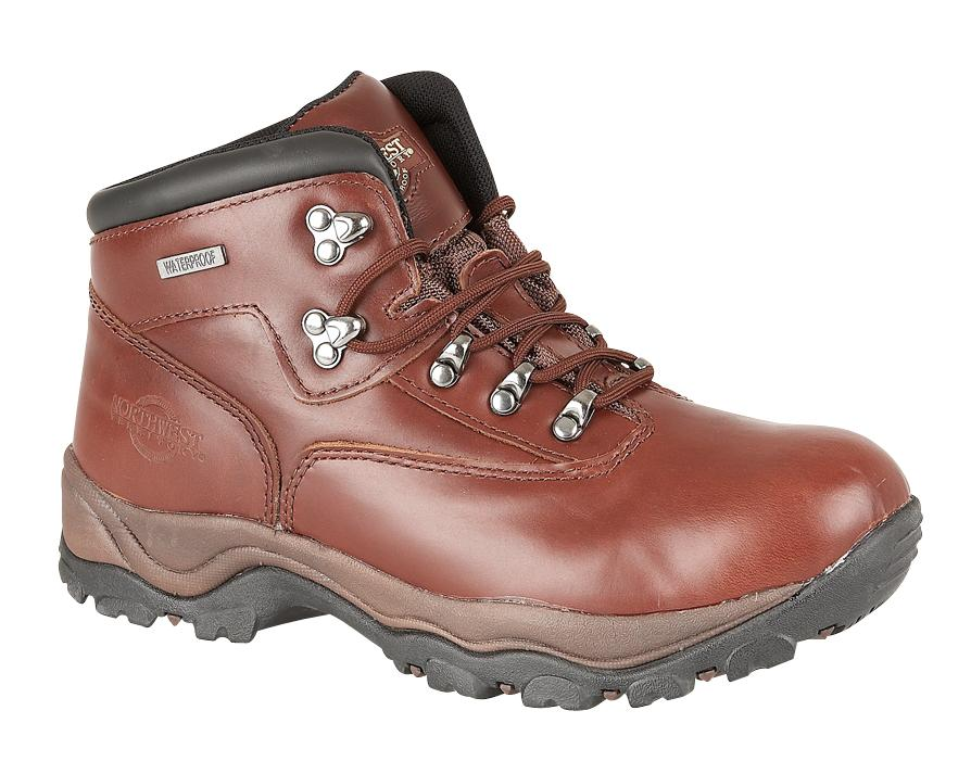 997852e3648 Details about Northwest Territory Mens INUVIK Waterproof Hiking Walking  Boots 4 Colours 6-13