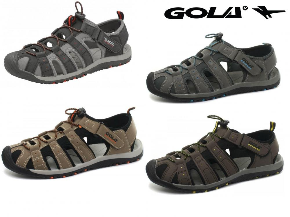Gola Womens Shingle 3 Lightweight Outdoor Walking Trail Hiking Sling Back Sandal