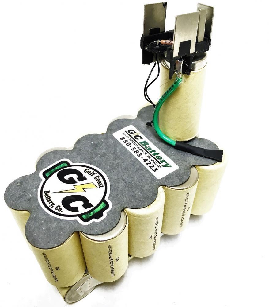 bosch 24 volt bat030 battery replacement internals tenergy. Black Bedroom Furniture Sets. Home Design Ideas