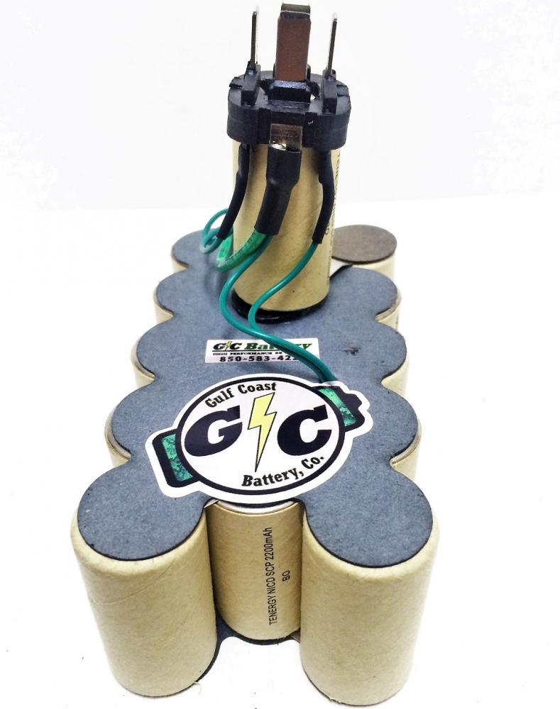Craftsman 19 2 Volt Battery Upgraded Replacement Internals