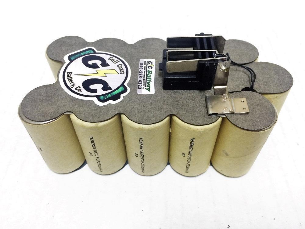 Milwaukee 18 Volt 48 11 2230 Battery Replacement Internals