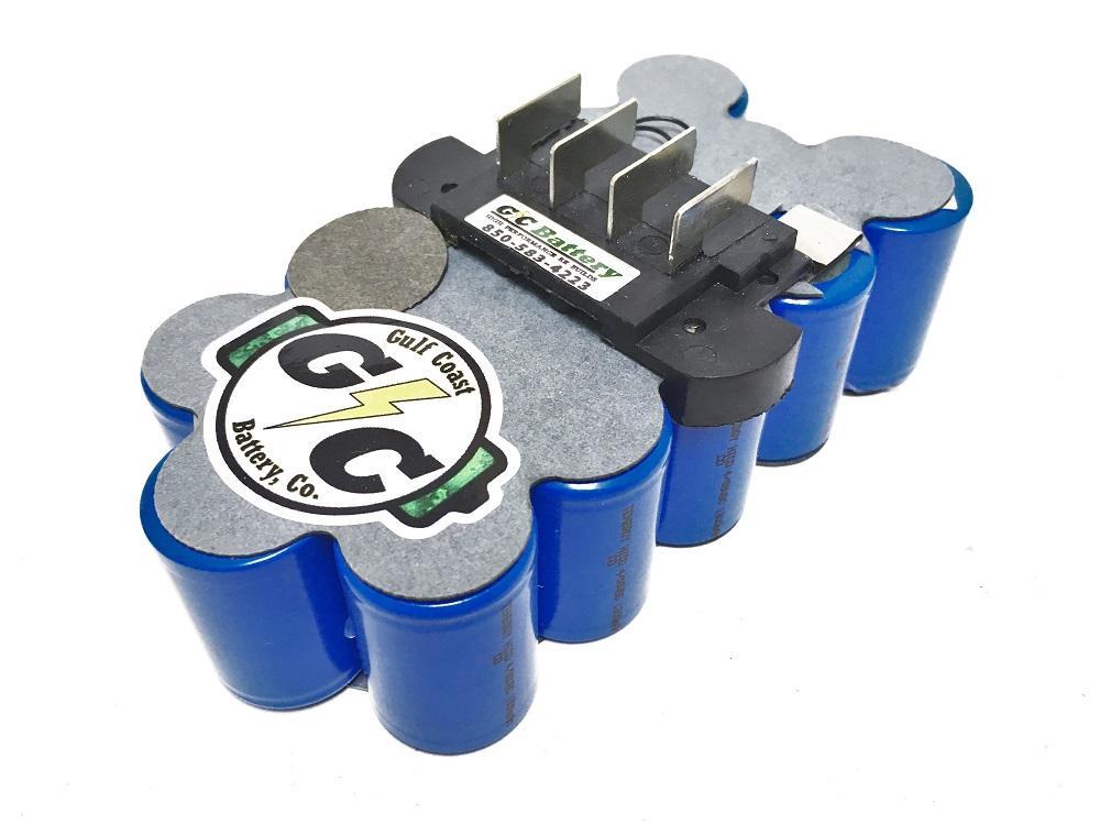 Ridgid 18v 130252001 130252004 Battery Replacement