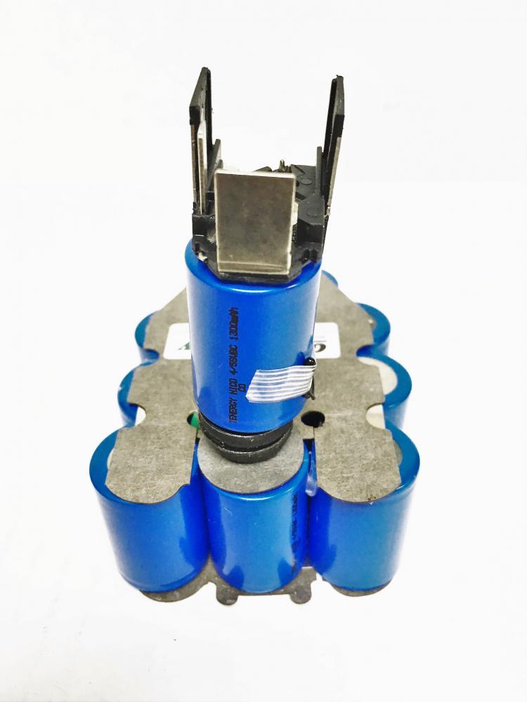 Skil 14 4 Volt 144bat Battery Replacement Internals