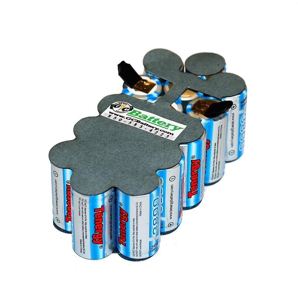 Porter Cable 19 2v 8823 8923 Upgraded Battery Diy Repack