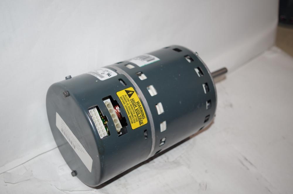 Ge Genteq 1hp Ac Motor 5sme39sl 0904 With Ecm 2 3 Module