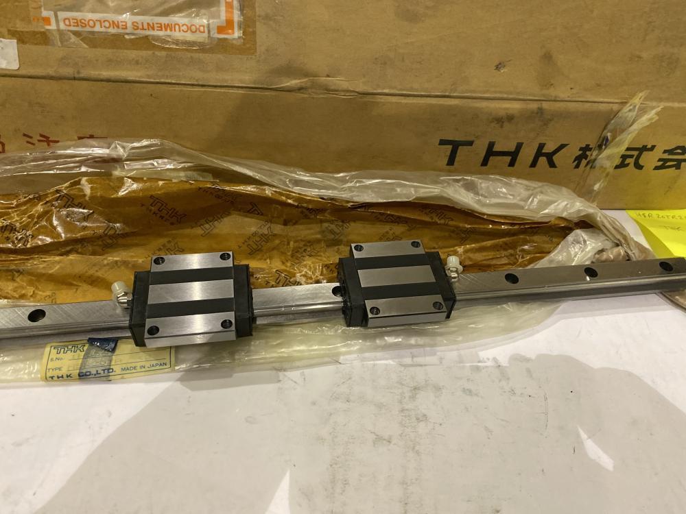THK NEW SSR20XW1UU PLC Linear Bearing Block