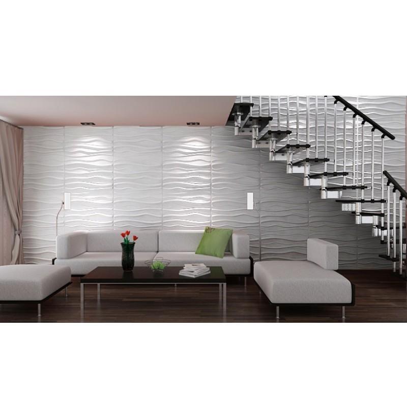 nat rlich bambus 3d wandplatte dekorativ wand decke. Black Bedroom Furniture Sets. Home Design Ideas