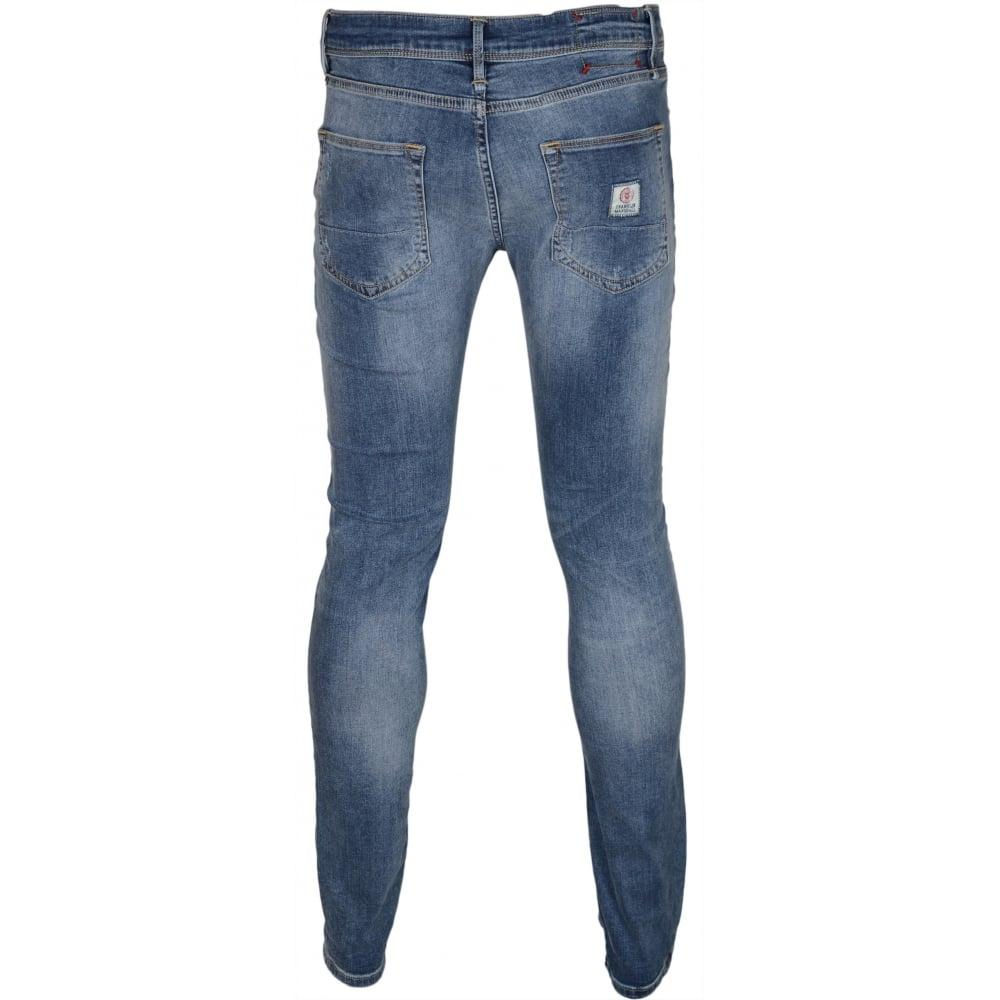 new arrival 4a564 ecb46 Details about Franklin & Marshall Men's Slim Jeans Boston