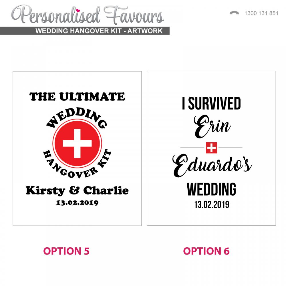 Fancy Hangover Helper Kit Wedding Favor Mold - The Wedding Ideas ...