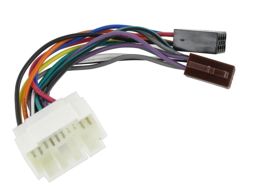 Car Stereo Iso Harness Adapter Wiring Ct20sz02 Suzuki Jimny 03 Onwards: Suzuki Aerio Wiring Harness Adapter At Kopipes.co