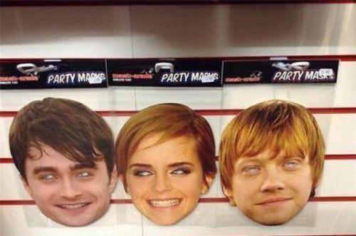 Harry Potter Promi Film TV Kostüm Party für Erwachsene & Kinder ...