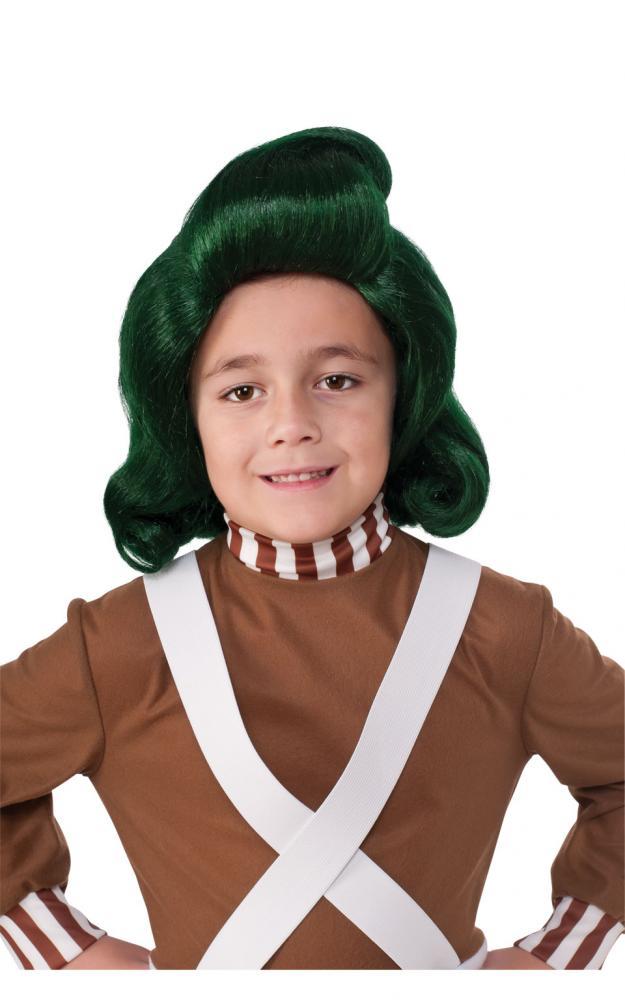 Oompa Willy Wonka TV Film Charakter Kinder Verkleidung Kostümparty ...
