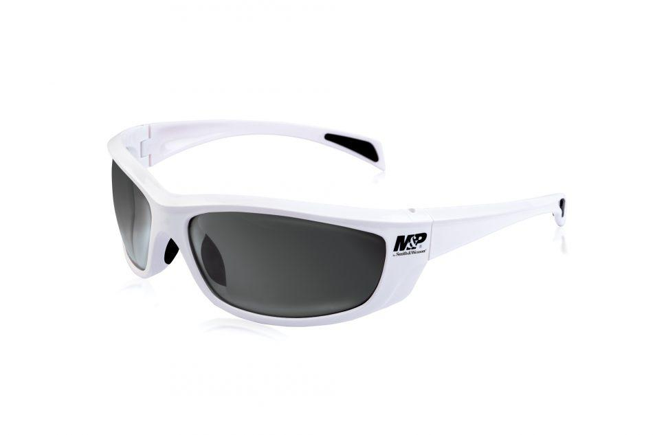 Smith & Wesson M&P Whitehawk Full Frame Shooting Glasses - Smoke ...