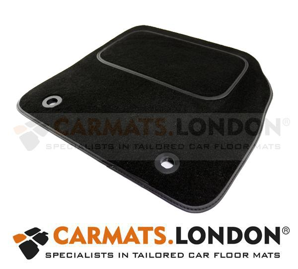 manual Carbon Tailored RHD 2013+ Toyota Auris MK2 Car Mats
