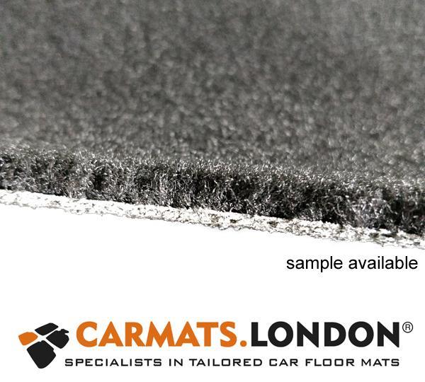 Bmw 4 Series Convertible F33 2013-2020 Tailored Custom Car Mats Luxury Black