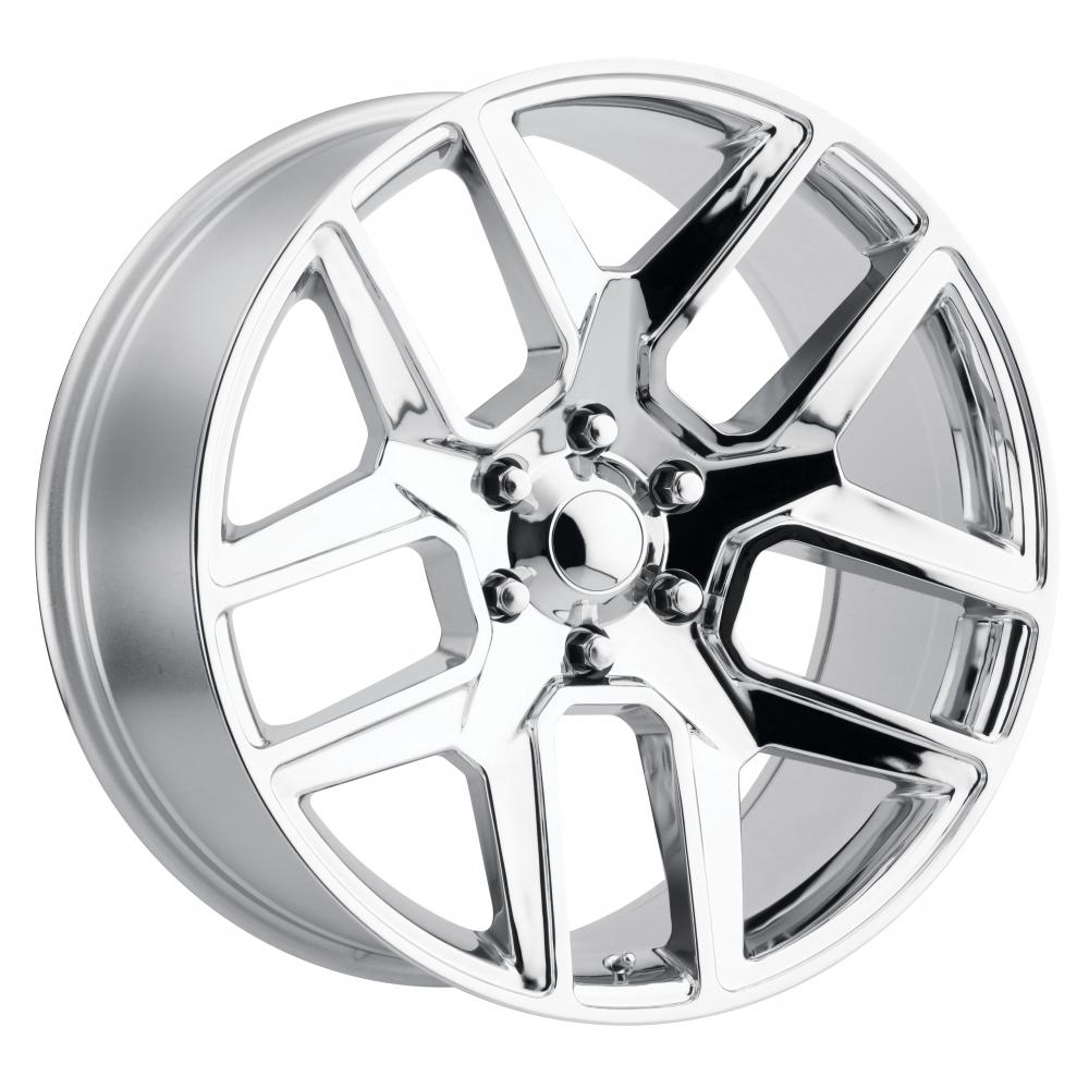 2019 Ram 1500 6-Lug Style Wheel 20x9 +19 Chrome 6x139.7