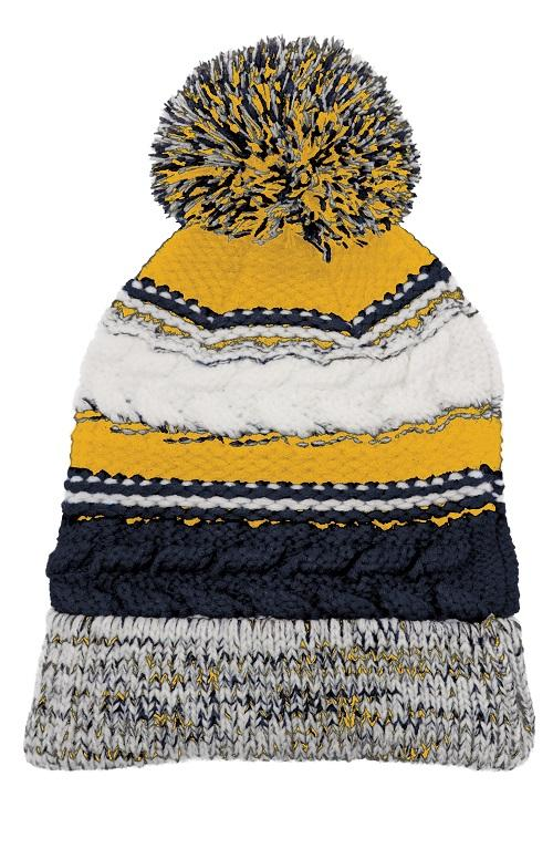 0ab9dcfe826 Beanie Womens New Knit Slouchy Pom Pom Oversized Thick Cap Hat Unisex 6  Colors