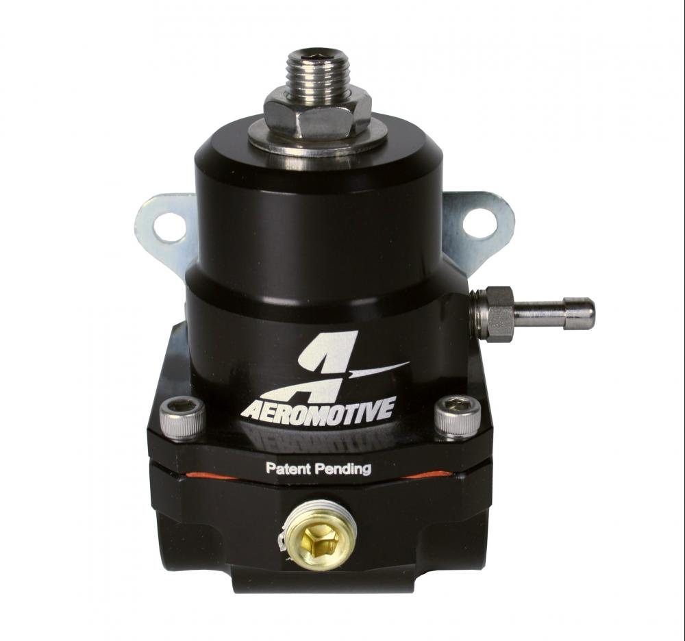 Aeromotive Compact EFI Adjustable Fuel Pressure Regulator AN-6 6AN FPR 13105