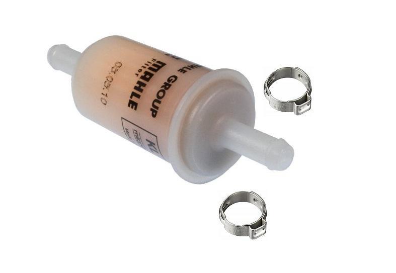 details about genuine mahle kl97 efi fuel filter for ktm 81207088011  8120709000 81207090100