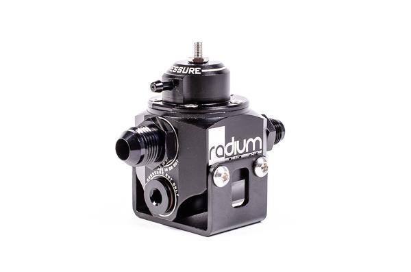 Radium Engineering 20-0100-00 Multipump Regulator Black Top