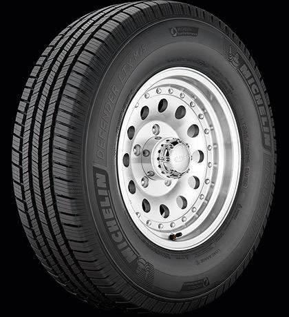 235 75r15 Michelin Defender Ltx M S All Season Tires 2357515 82806 Ebay