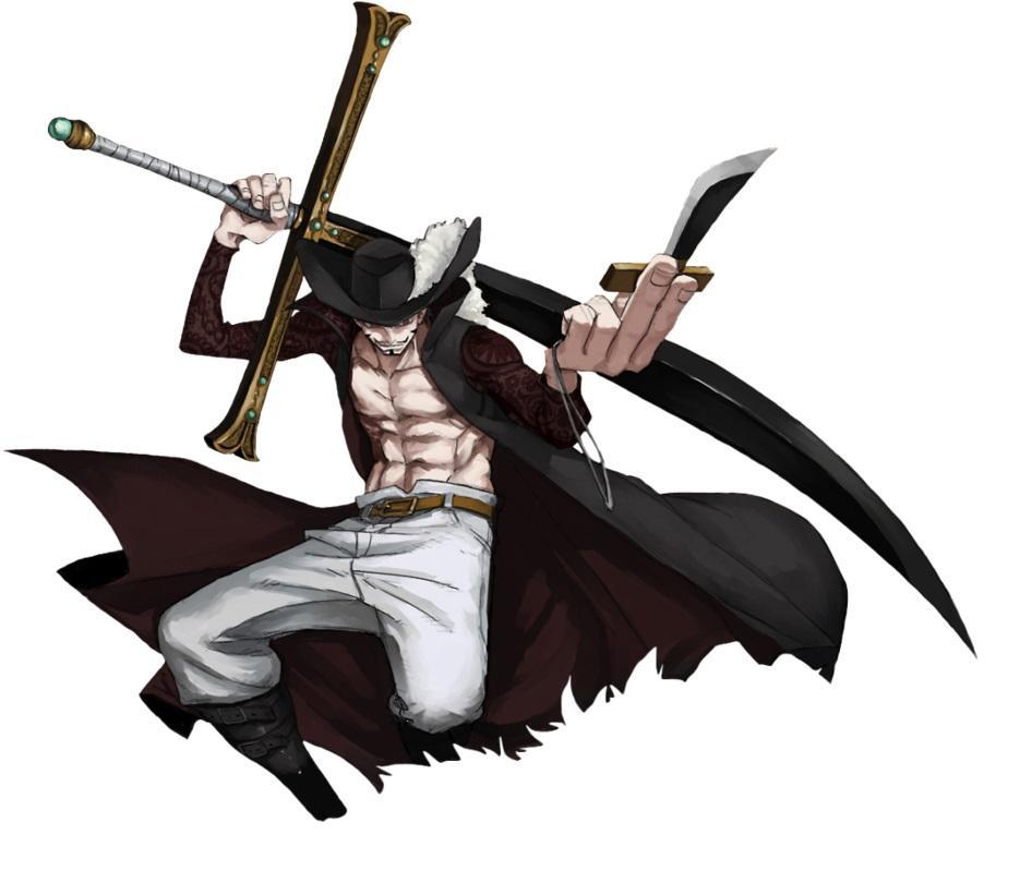 ONE PIECE - DRACULE MIHAWK YORU'S SWORD