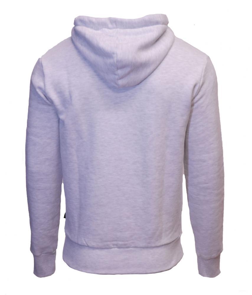 Superdry New Mens Vintage Logo Infill Hood Overhead Hoodie Long Sleeve Off White